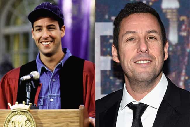 Adam Sandler is listed (or ranked) 3 on the list Celebrities Turning 50 in 2016