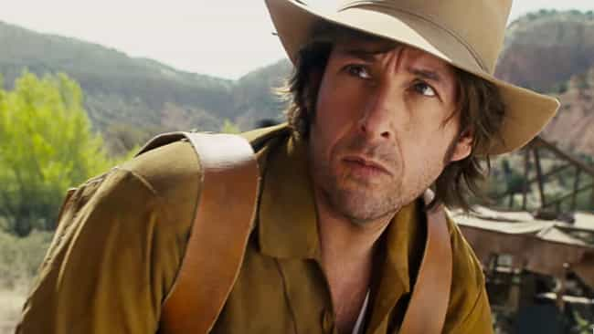 Adam Sandler is listed (or ranked) 4 on the list Good Actors Who Make Bad Movies Now