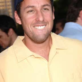 Adam Sandler is listed (or ranked) 10 on the list Famous People From New York City
