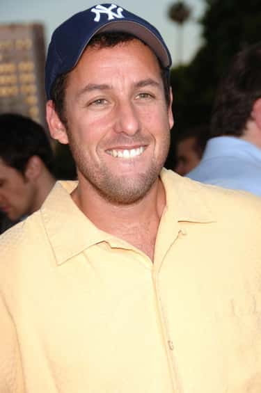 Adam Sandler is listed (or ranked) 1 on the list Famous Male Songwriters