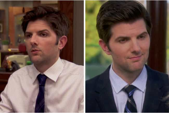 Adam Scott is listed (or ranked) 8 on the list How the Cast of Parks & Rec Aged from the First to Last Season