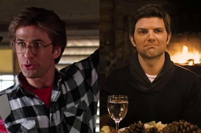 Adam Scott is listed (or ranked) 1 on the list Who Would Star In Beetlejuice If It Were Made Today