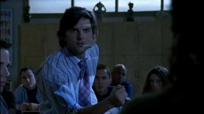 Adam Scott is listed (or ranked) 3 on the list All The Insanely Famous People Who Guest Starred On Veronica Mars