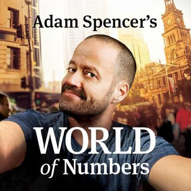 Adam Spencer is listed (or ranked) 1 on the list Famous Mathematicians from Australia