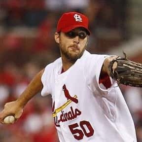Adam Wainwright is listed (or ranked) 11 on the list Famous People Named Adam