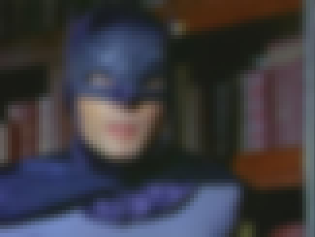 Adam West is listed (or ranked) 4 on the list 26 Celebrities Who Were Beta Theta Pis