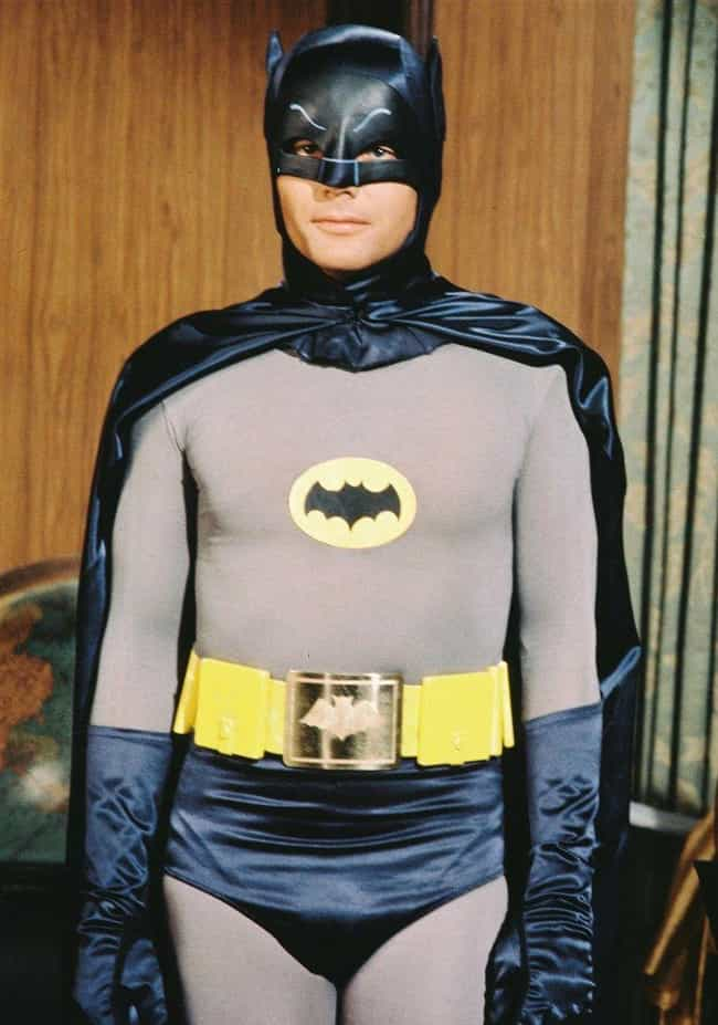 Adam West is listed (or ranked) 4 on the list The Best Actors Who Played Batman, Ranked