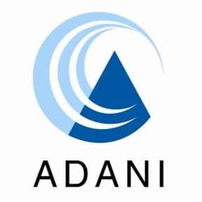 Adani Group is listed (or ranked) 2 on the list List of Logistics Companies