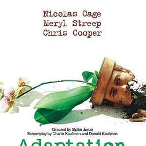 Adaptation is listed (or ranked) 20 on the list The Best Movies of 2002