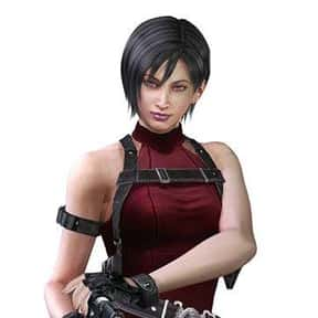 Ada Wong is listed (or ranked) 14 on the list The Hottest Video Game Vixens of All Time