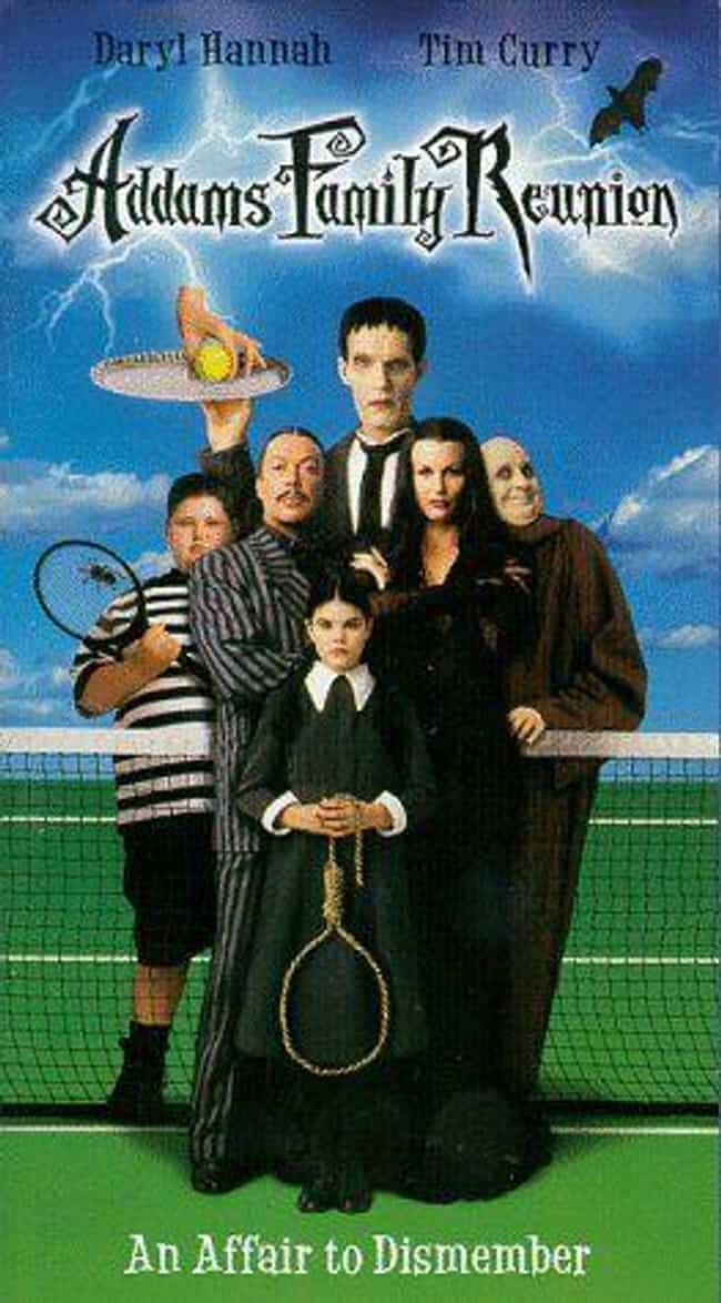 Addams Family Reunion is listed (or ranked) 3 on the list The Best Movies and Series in the Addams Family Franchise