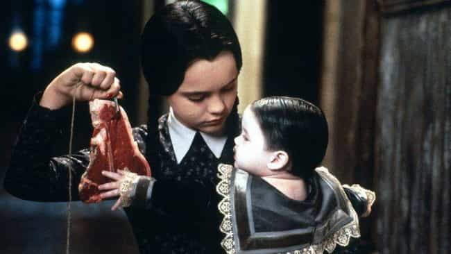 Addams Family Values is listed (or ranked) 1 on the list Pretty Good Movies Based On TV Series