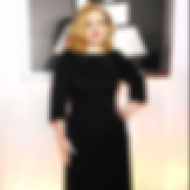Adele is listed (or ranked) 2 on the list The Best Grammy Red Carpet Fashions 2012