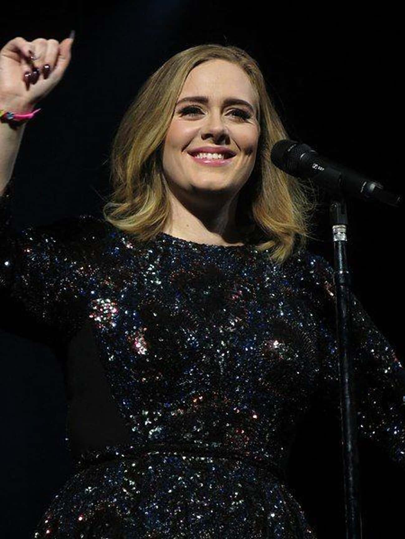Adele - born Adele Laurie Blue is listed (or ranked) 4 on the list The Full Names of 21 Mononymous People