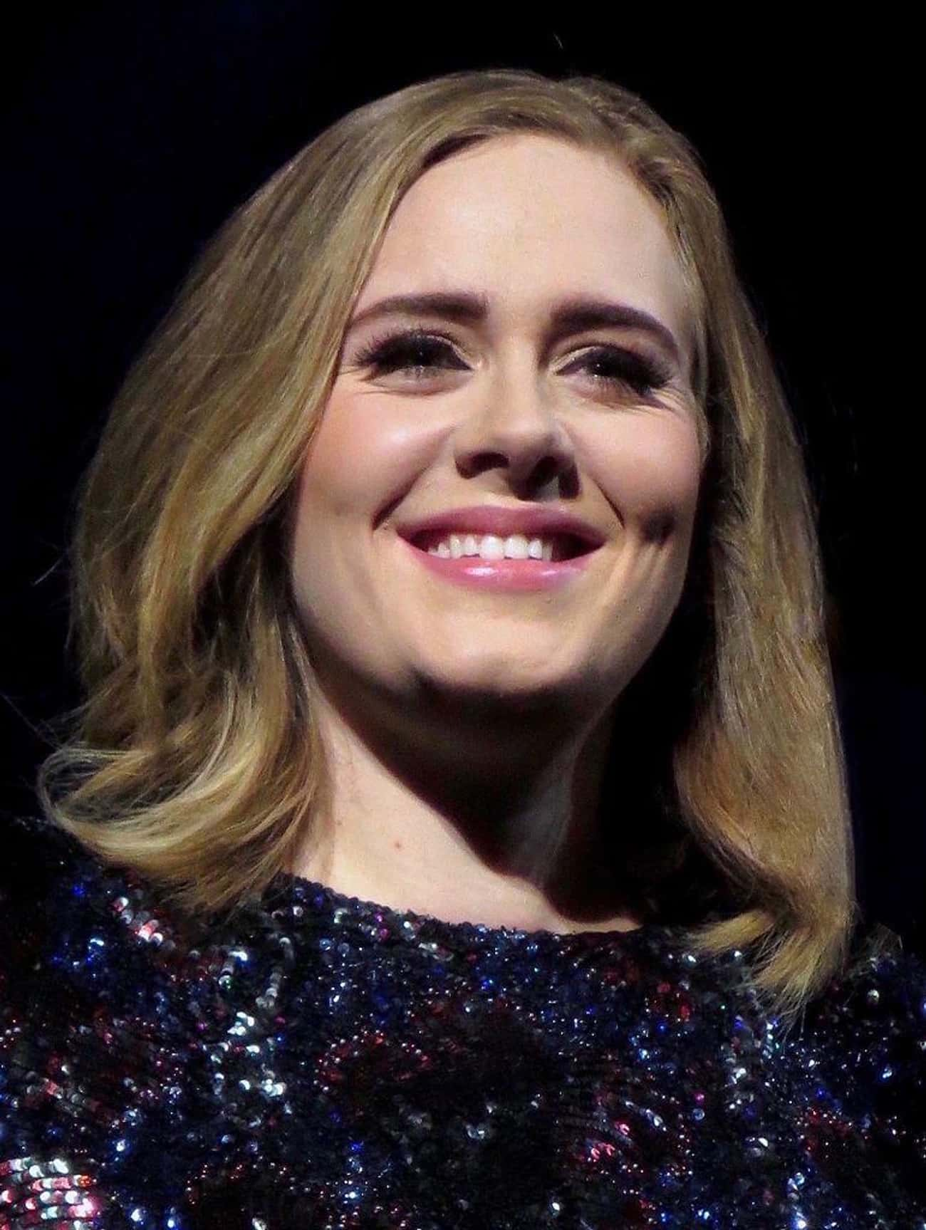 Adele is listed (or ranked) 1 on the list 75+ Famous Singers Who Are Taurus