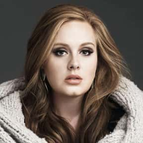 Adele is listed (or ranked) 7 on the list The Best Female Vocalists Ever