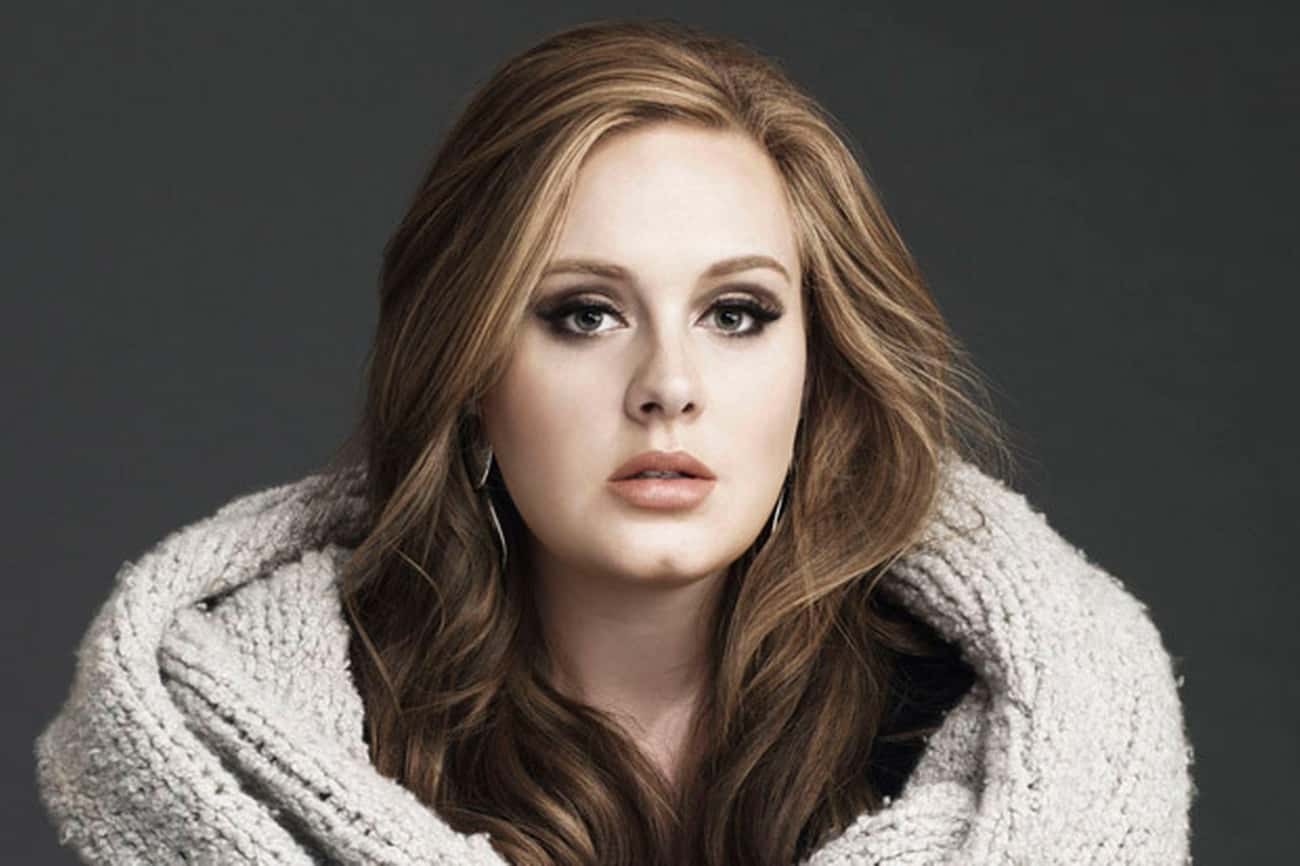 Adele is listed (or ranked) 4 on the list Famous People Born in 1988