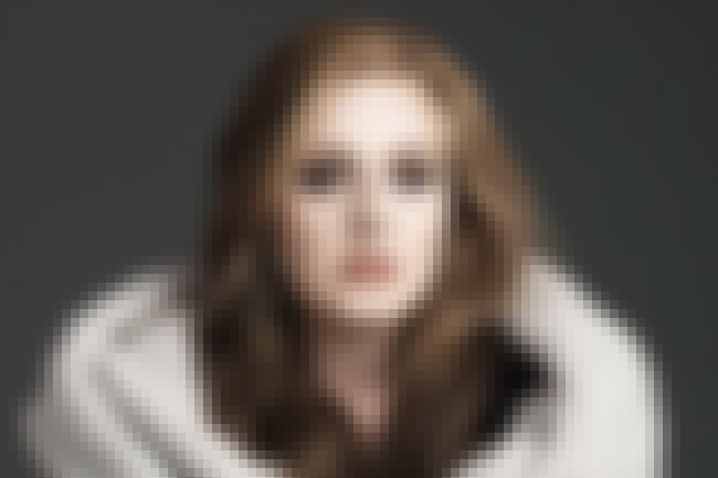 Adele is listed (or ranked) 3 on the list The Richest Young Celebrities (Under 30)