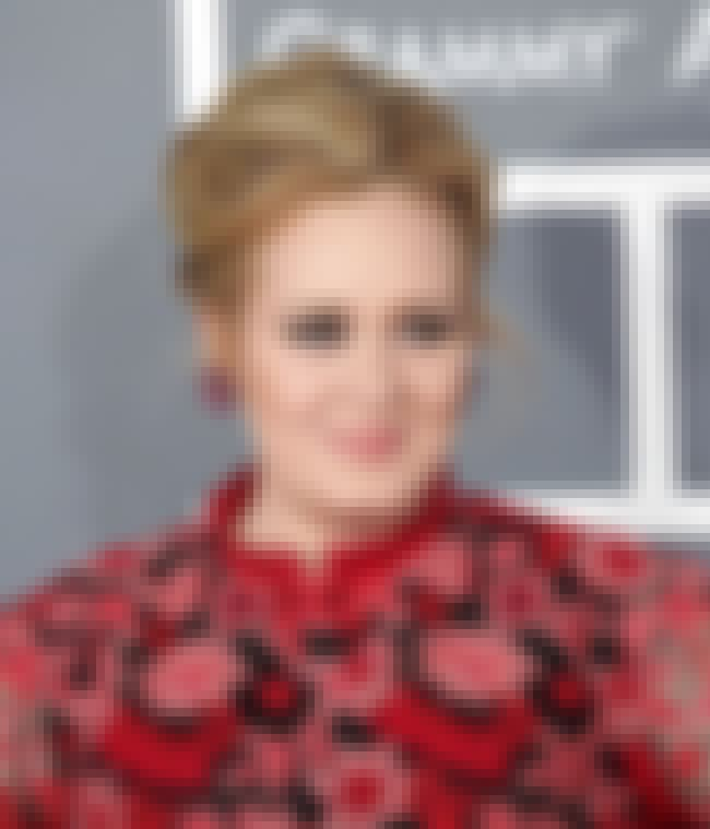 Adele is listed (or ranked) 4 on the list The Full Names of 50 Mononymous People