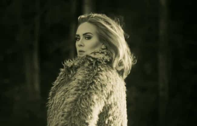 Adele is listed (or ranked) 4 on the list The Best Fur Coats in Pop Culture