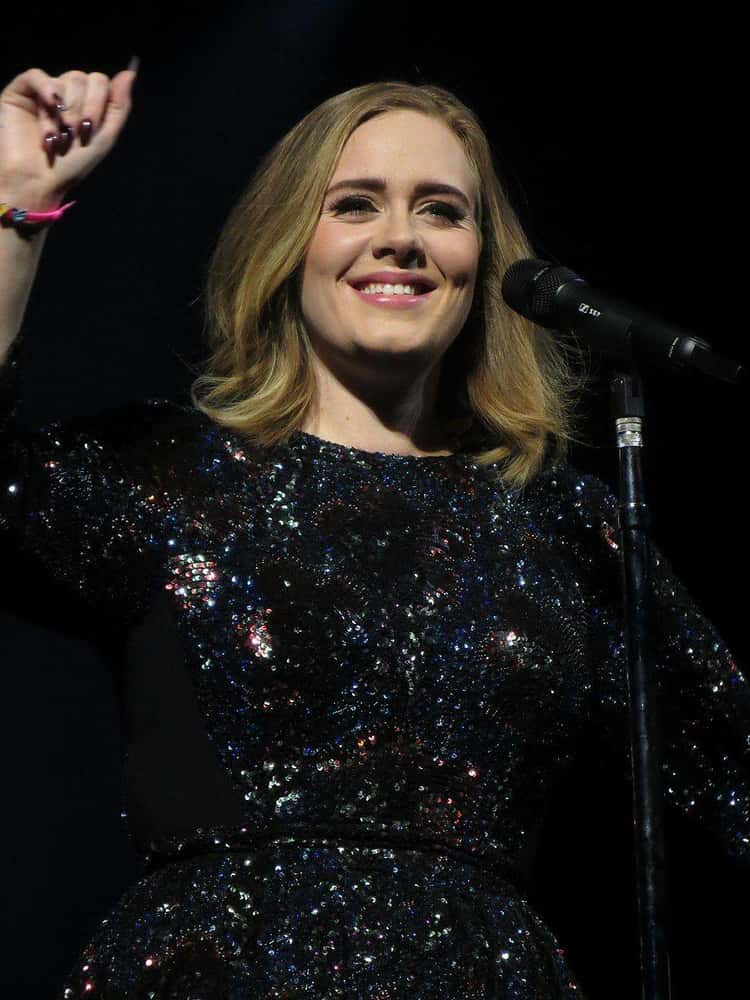 Adele Broke The Record For Longest-Charting Album By A Woman