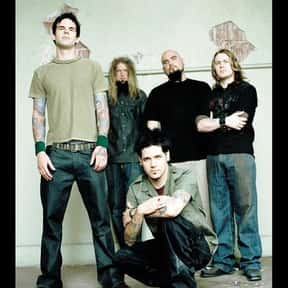 Adema is listed (or ranked) 7 on the list Arista Records Complete Artist Roster