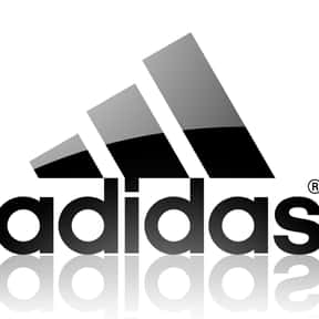 Adidas is listed (or ranked) 3 on the list The Top Clothing Brands for Men