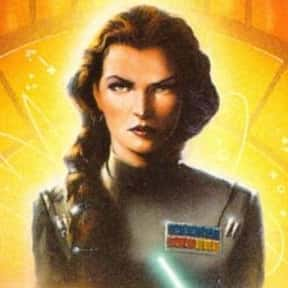 Admiral Daala is listed (or ranked) 14 on the list My Top 30 Star Wars Expanded Universe Characters