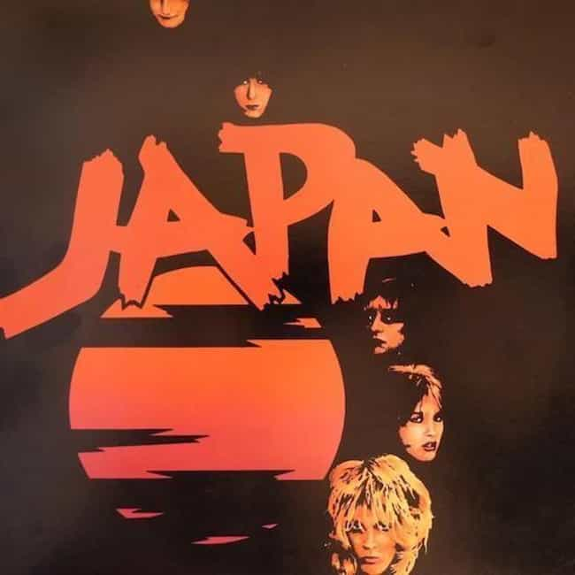 Adolescent Sex is listed (or ranked) 3 on the list The Best Japan Albums, Ranked