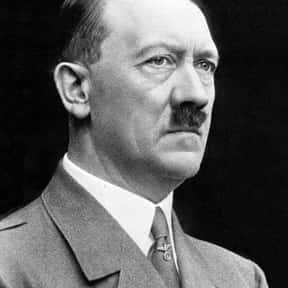Adolf Hitler is listed (or ranked) 1 on the list Famous Actors from Austria