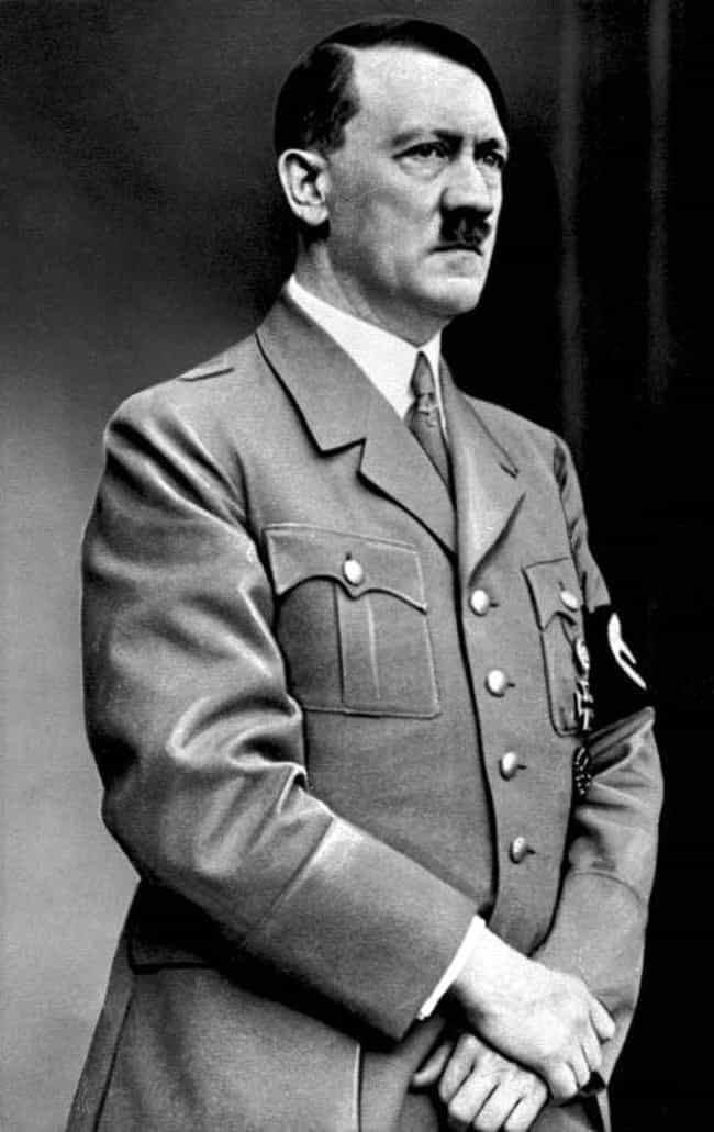 Adolf Hitler is listed (or ranked) 2 on the list Which Bloodthirsty Conquerer Were You In Your Past Life Based On Your Zodiac Sign