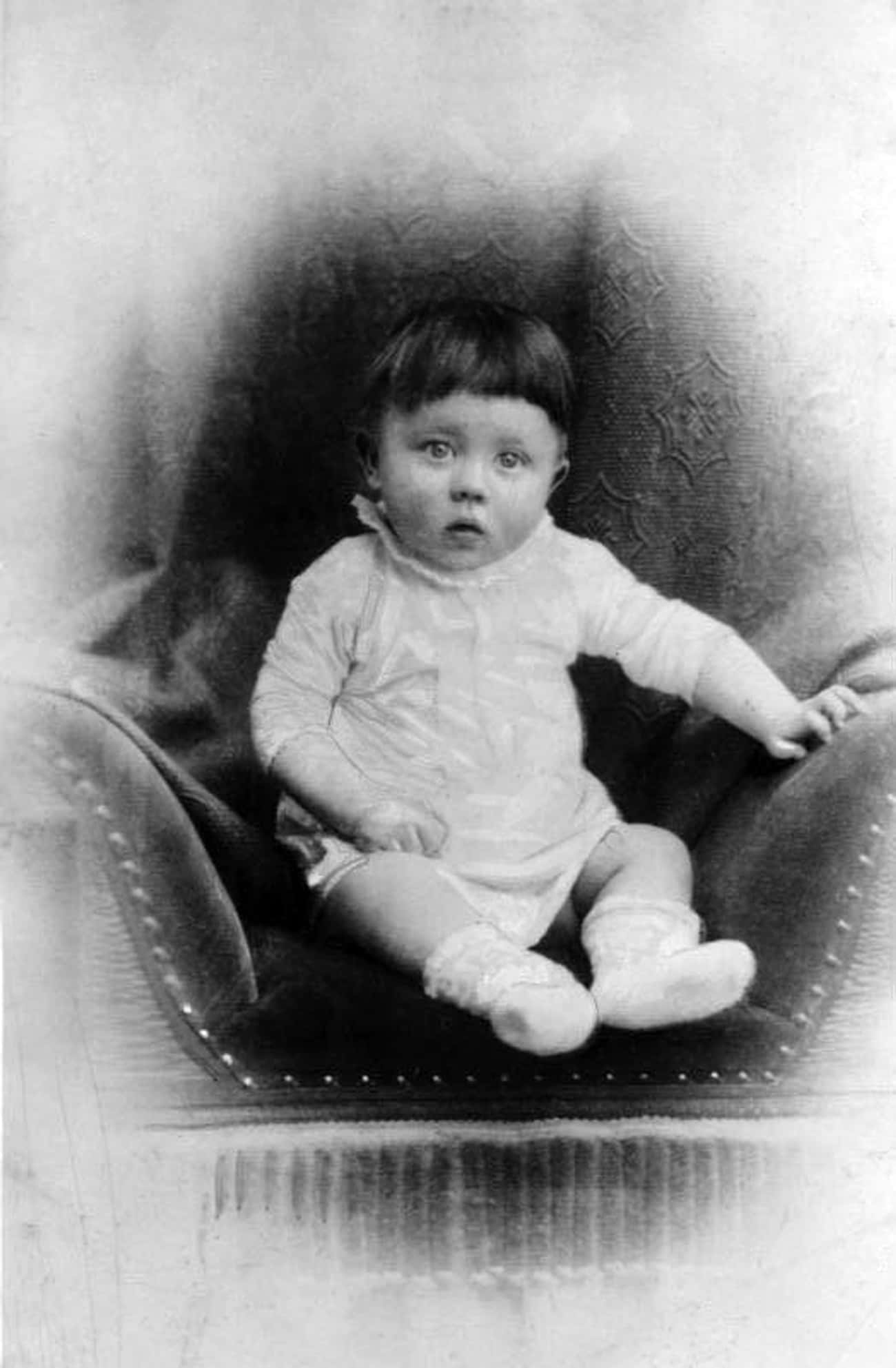 Even In His Youth, Adolf Hitle is listed (or ranked) 1 on the list Firsthand Descriptions Of Historical Figures As Children