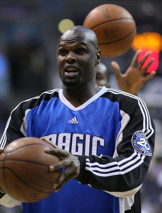 Adonal Foyle is listed (or ranked) 3 on the list 6 Athletes Who Were Bullied