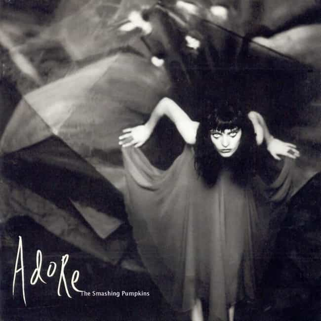Adore is listed (or ranked) 4 on the list The Best The Smashing Pumpkins Albums, Ranked