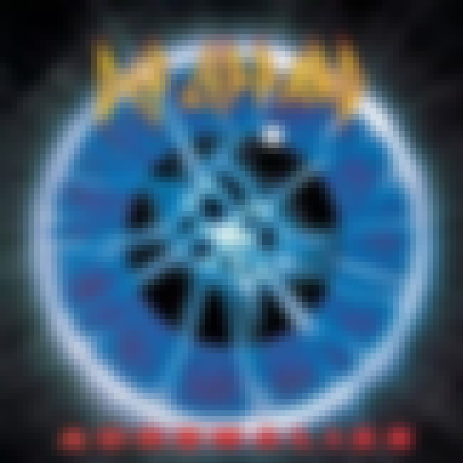 Adrenalize is listed (or ranked) 4 on the list The Best Def Leppard Albums of All Time