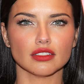 Adriana Lima is listed (or ranked) 2 on the list The Most Beautiful Latina Celebrities