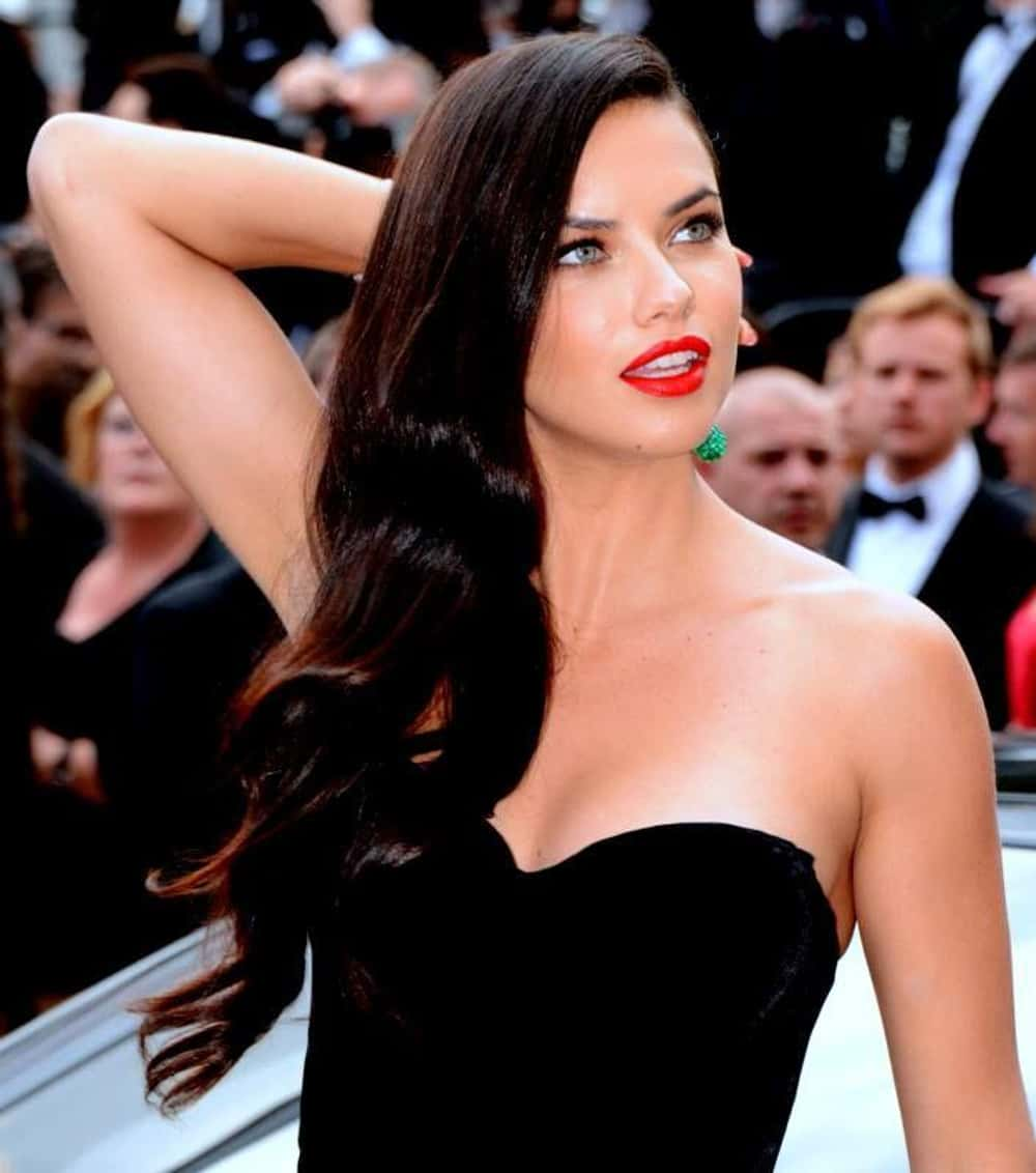 Adriana Lima is listed (or ranked) 1 on the list 26 Celebrities Who Vowed To Wait Until Marriage