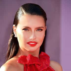 Adriana Lima is listed (or ranked) 18 on the list Your Favorite Hispanic Celebrities