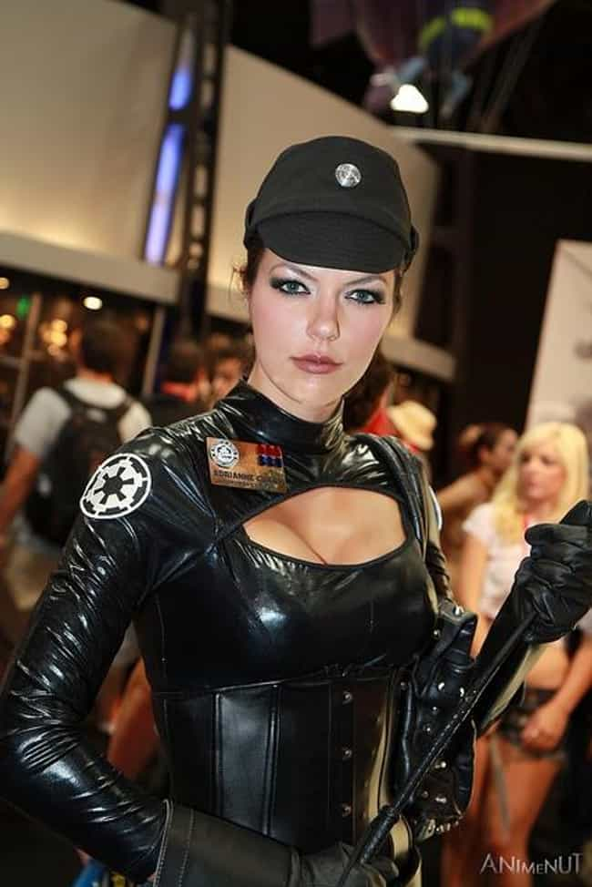 Adrianne Curry is listed (or ranked) 1 on the list The Hottest Howard Stern Sybian Machine Girls