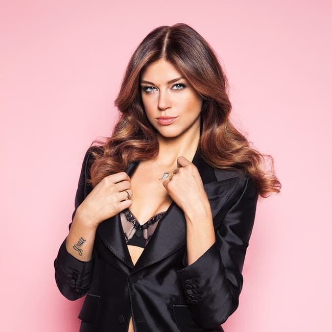 Adrianne Palicki is listed (or ranked) 2 on the list The Most Beautiful  Overlooked
