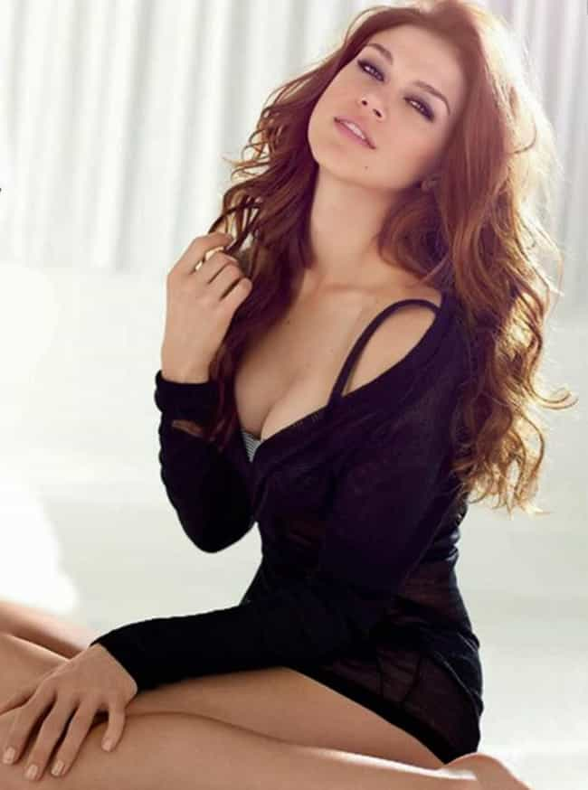 Adrianne Palicki is listed (or ranked) 2 on the list The Hottest Brunette Women
