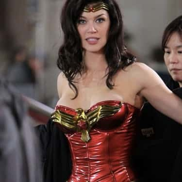 Adrianne Palicki is listed (or ranked) 2 on the list The Hottest Wonder Woman Costumes in Pop Culture History