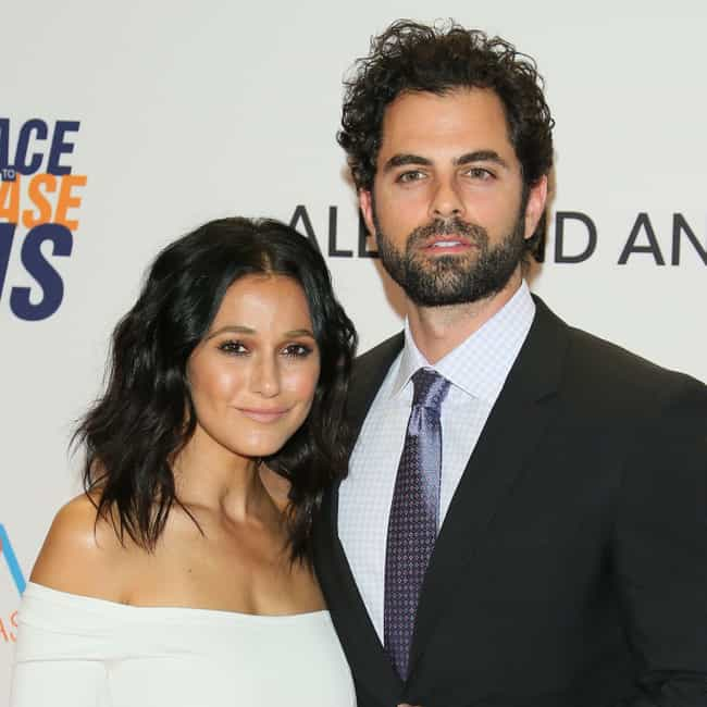 Adrian Bellani is listed (or ranked) 1 on the list Emmanuelle Chriqui Loves and Hookups