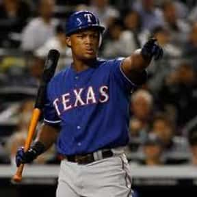 Adrián Beltré is listed (or ranked) 17 on the list List of Famous Baseball Players