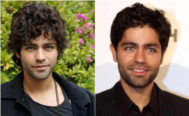 Adrian Grenier is listed (or ranked) 1 on the list Entourage Cast: Where Are They Now?