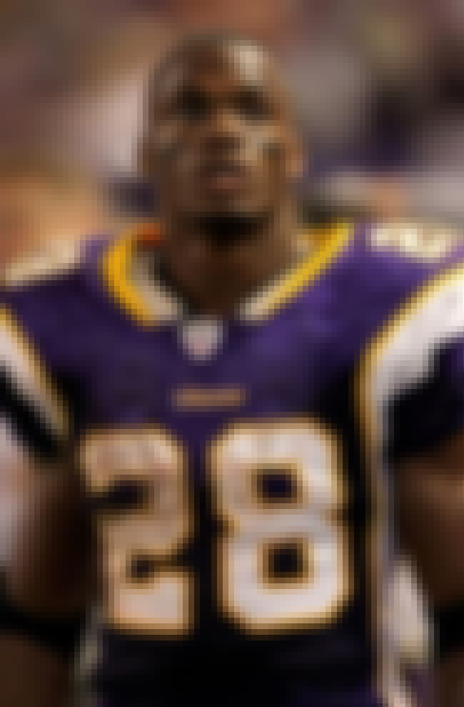 Adrian Peterson is listed (or ranked) 4 on the list The Best Fantasy Football Players of 2013