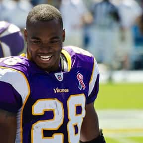 Adrian Peterson is listed (or ranked) 1 on the list The Best NFL Running Backs of the 2010s