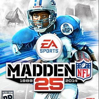 Random Best Madden NFL Cover Athletes