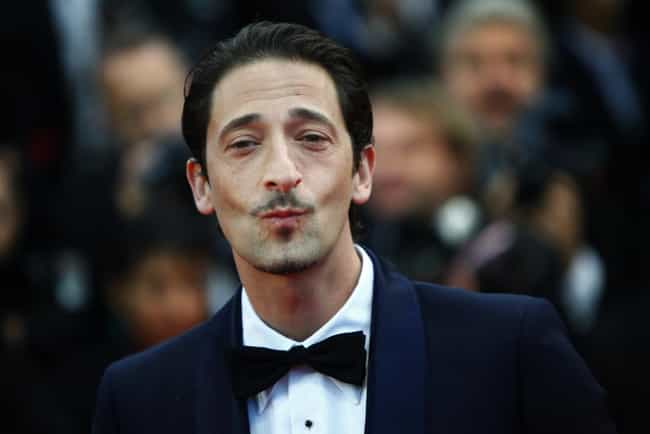 Adrien Brody is listed (or ranked) 4 on the list Keira Knightley's Loves & Hookups