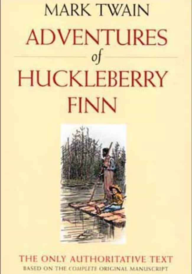 Adventures of Huckleberry Finn is listed (or ranked) 3 on the list The Best Books That Have Been Banned